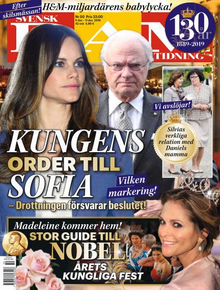 Svensk Damtidning December 05, 2019 00:00