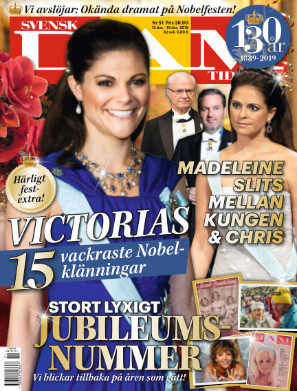 Svensk Damtidning December 12, 2019 00:00
