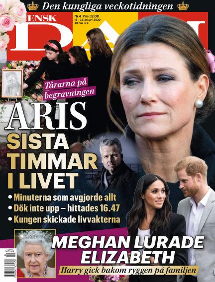 Svensk Damtidning January 16, 2020 00:00