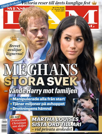Svensk Damtidning January 23, 2020 00:00