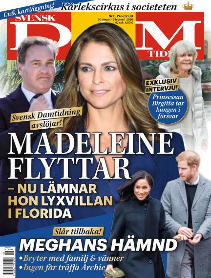 Svensk Damtidning January 30, 2020 00:00
