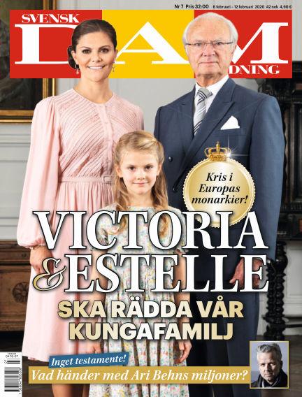 Svensk Damtidning February 06, 2020 00:00
