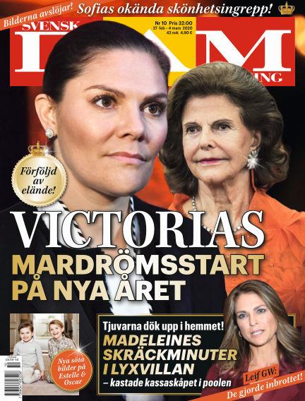 Svensk Damtidning February 27, 2020 00:00