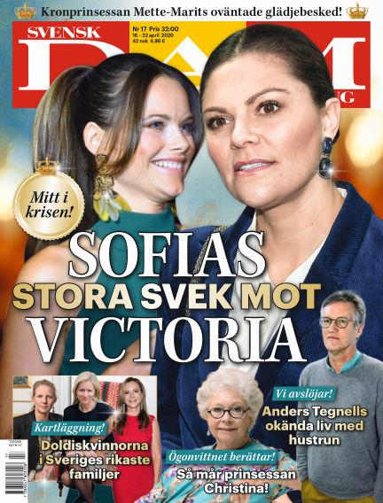 Svensk Damtidning April 16, 2020 00:00