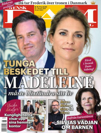 Svensk Damtidning April 23, 2020 00:00