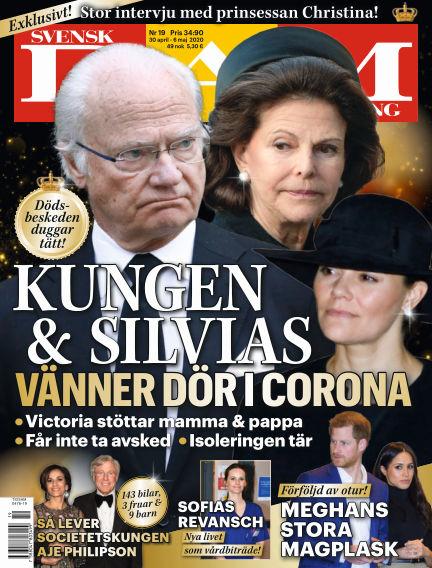 Svensk Damtidning April 30, 2020 00:00