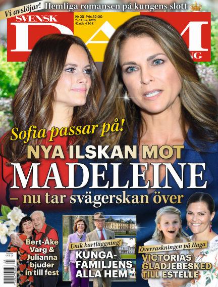 Svensk Damtidning May 07, 2020 00:00