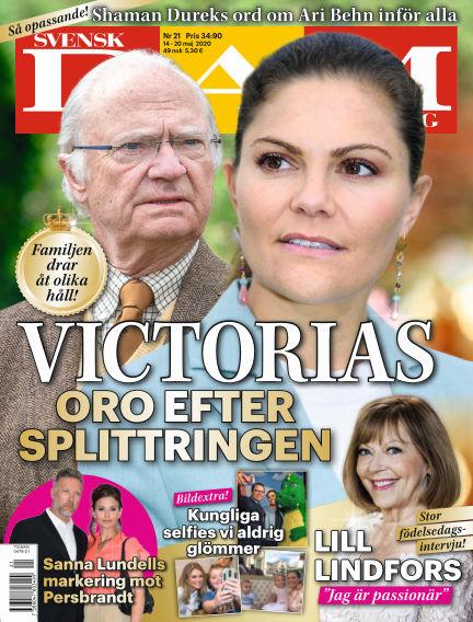 Svensk Damtidning May 14, 2020 00:00