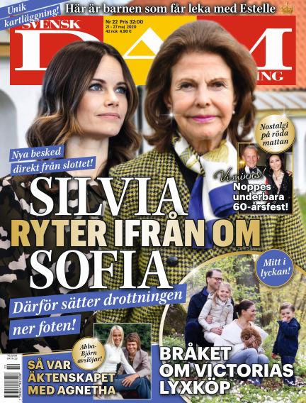 Svensk Damtidning May 20, 2020 00:00