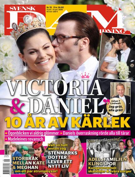 Svensk Damtidning June 11, 2020 00:00