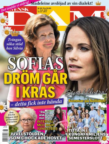 Svensk Damtidning July 02, 2020 00:00