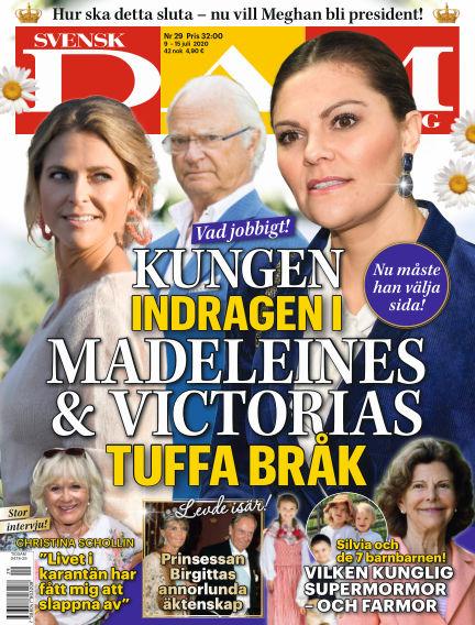 Svensk Damtidning July 09, 2020 00:00