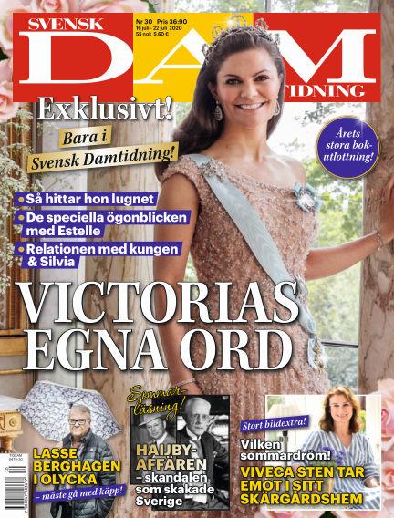 Svensk Damtidning July 16, 2020 00:00