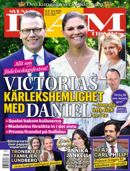 Svensk Damtidning July 23, 2020 00:00