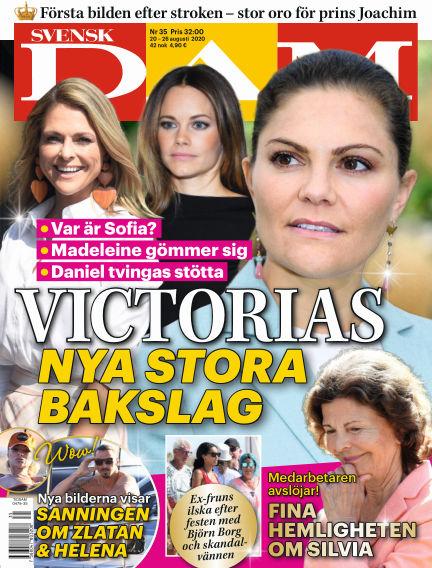 Svensk Damtidning August 20, 2020 00:00