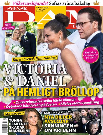 Svensk Damtidning September 03, 2020 00:00