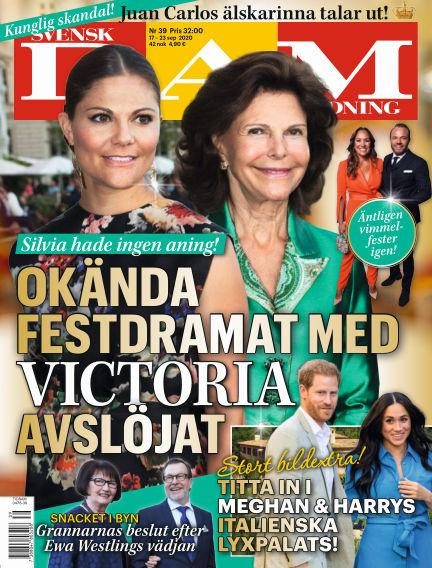 Svensk Damtidning September 17, 2020 00:00