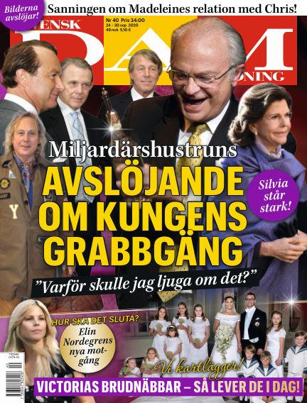 Svensk Damtidning September 24, 2020 00:00