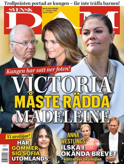 Svensk Damtidning October 01, 2020 00:00