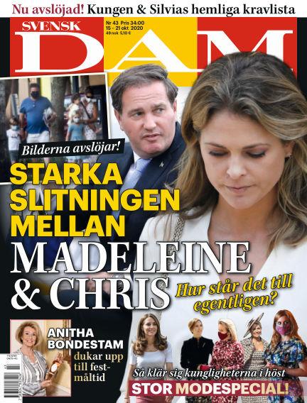 Svensk Damtidning October 15, 2020 00:00