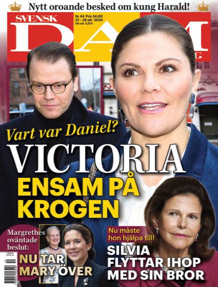 Svensk Damtidning October 22, 2020 00:00