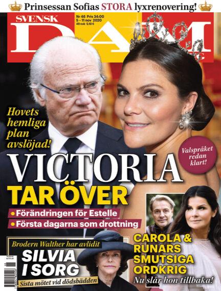 Svensk Damtidning November 05, 2020 00:00