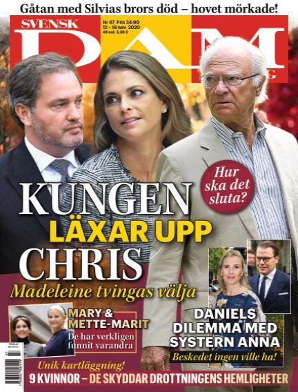 Svensk Damtidning November 12, 2020 00:00