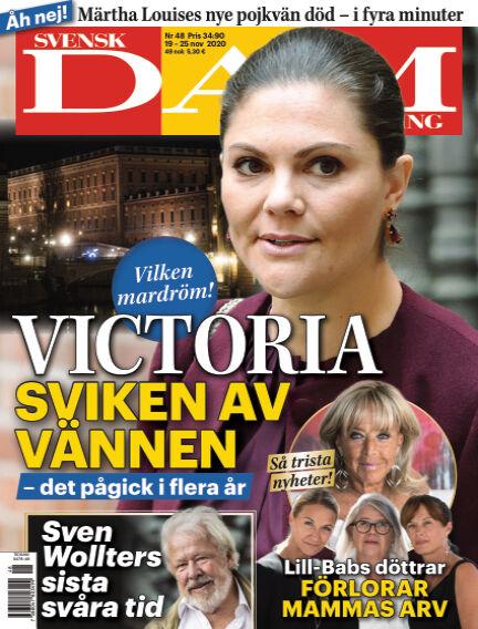 Svensk Damtidning November 19, 2020 00:00