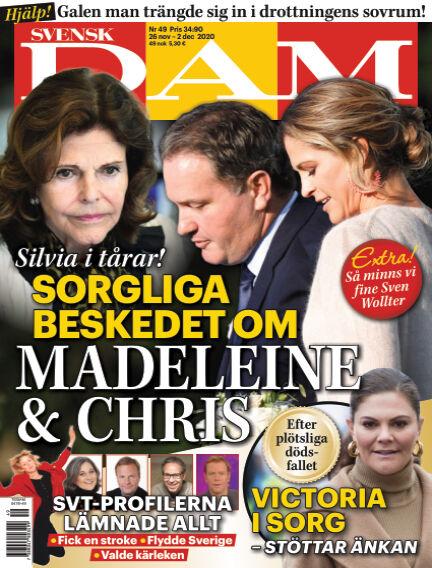 Svensk Damtidning November 26, 2020 00:00