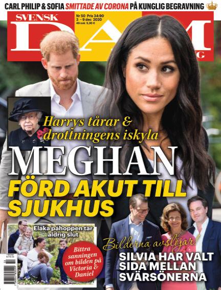 Svensk Damtidning December 03, 2020 00:00