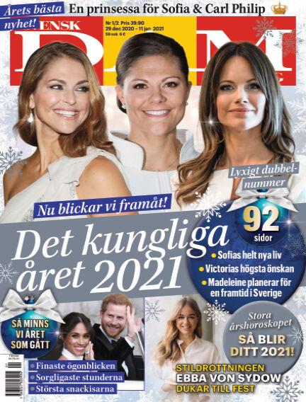 Svensk Damtidning December 29, 2020 00:00