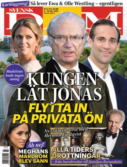 Svensk Damtidning February 04, 2021 00:00
