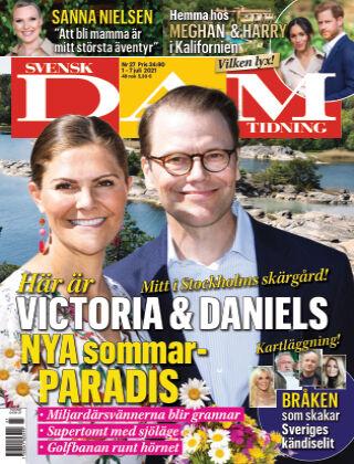 Svensk Damtidning 2021-07-01