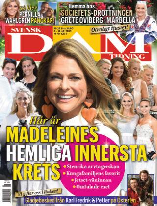 Svensk Damtidning 2021-07-08