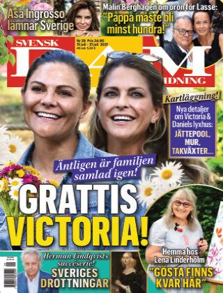 Svensk Damtidning 2021-07-15