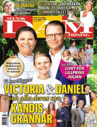 Svensk Damtidning 2021-08-05