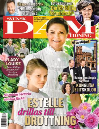 Svensk Damtidning 2021-08-12
