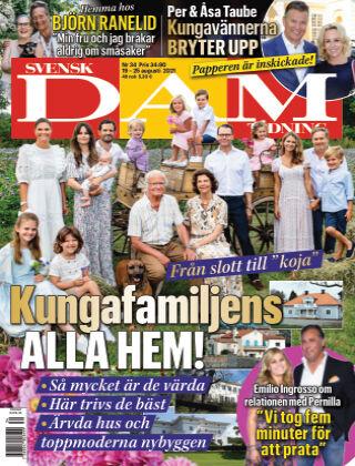 Svensk Damtidning 2021-08-19