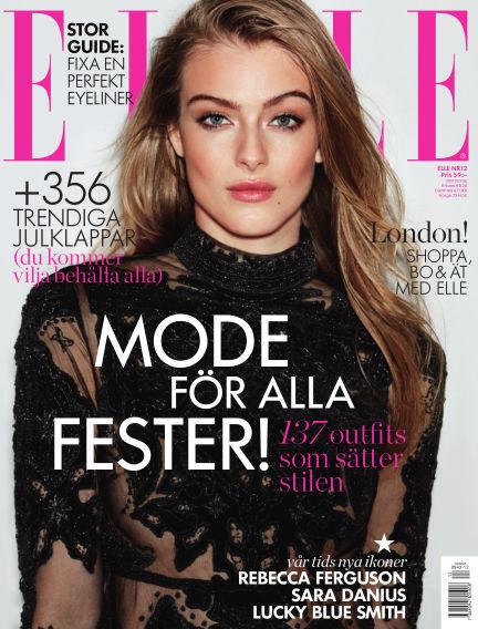 ELLE - SE November 19, 2015 00:00