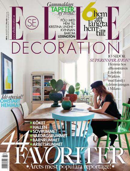 ELLE Decoration July 28, 2015 00:00