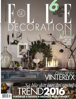 ELLE Decoration 15-10