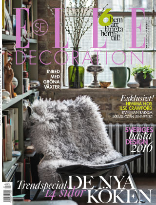 ELLE Decoration 16-01