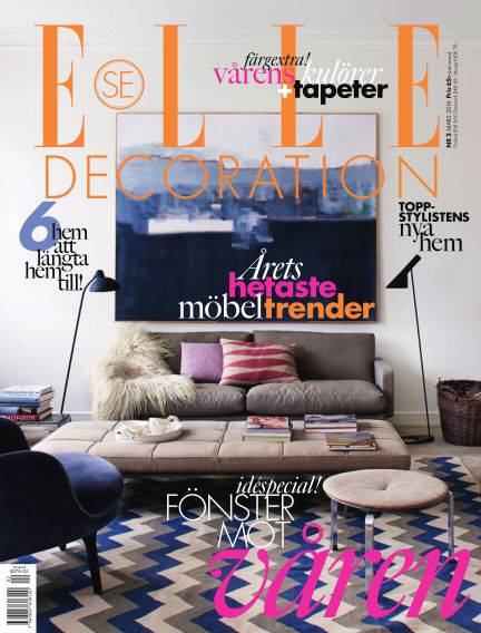 ELLE Decoration March 08, 2016 00:00