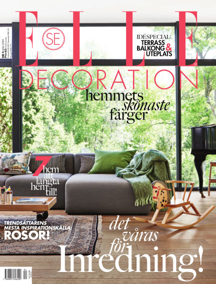ELLE Decoration May 10, 2016 00:00