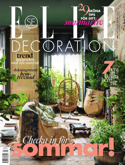 ELLE Decoration June 14, 2016 00:00