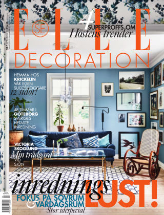ELLE Decoration 16-07