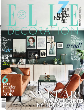 ELLE Decoration 17-01