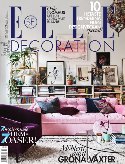 ELLE Decoration March 07, 2017 00:00