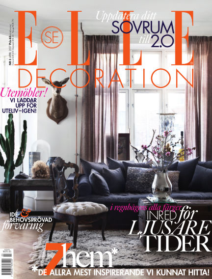 ELLE Decoration April 04, 2017 00:00