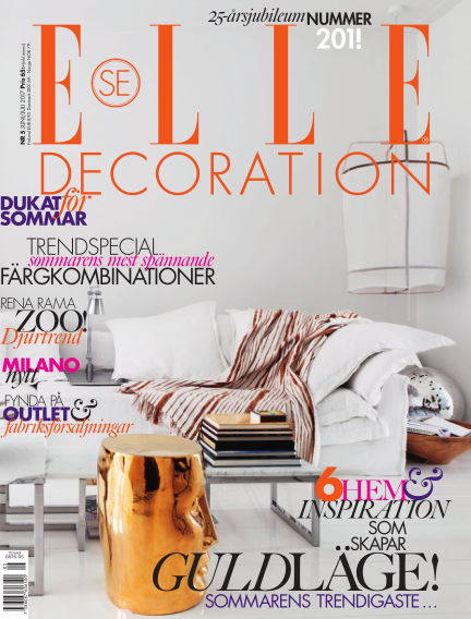 ELLE Decoration June 13, 2017 00:00
